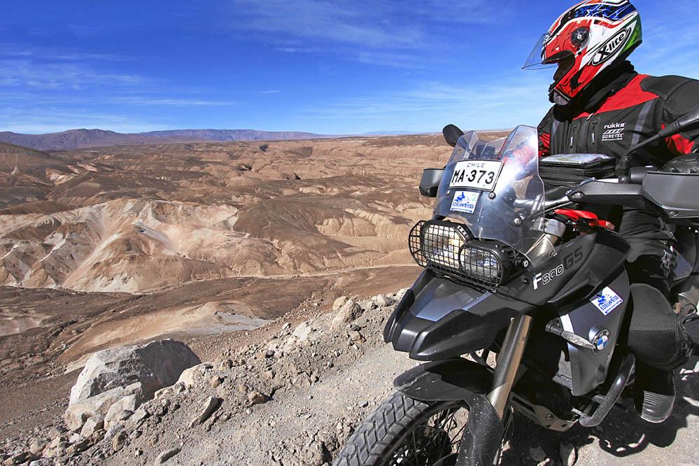 Ruta de la Muerte: Bolivia y Chile. Fotos