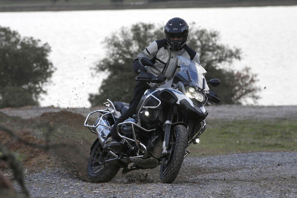 BMW R 1200 GS Adventure. Fotos