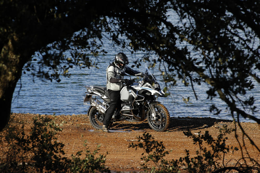 BMW R 1200 GS Adventure. Fotos