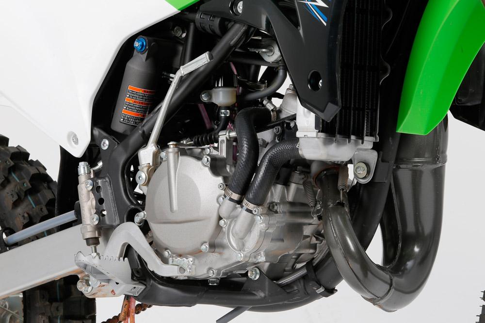 Galería de fotos de la Kawasaki KX 85 2014