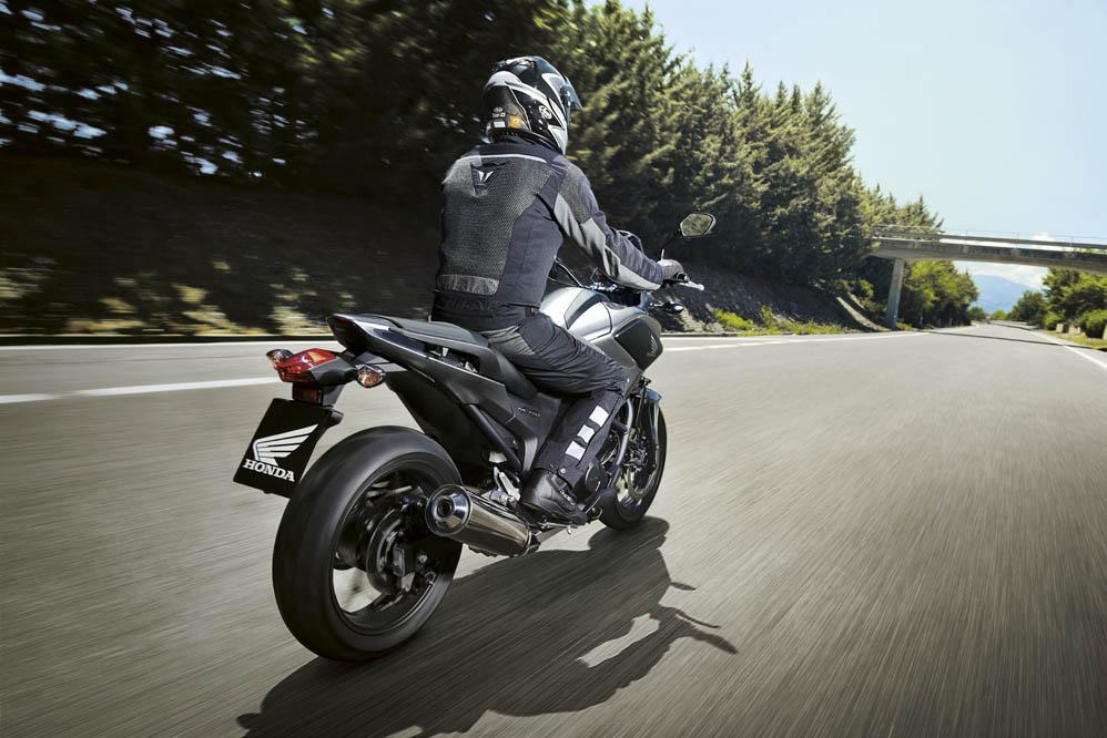 Presentación Honda Integra y NC750X