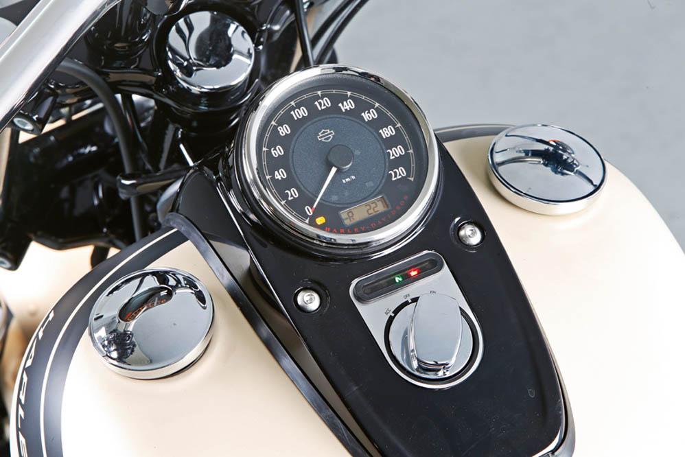 Harley-Davidson FXDF Fat Bob. Fotos