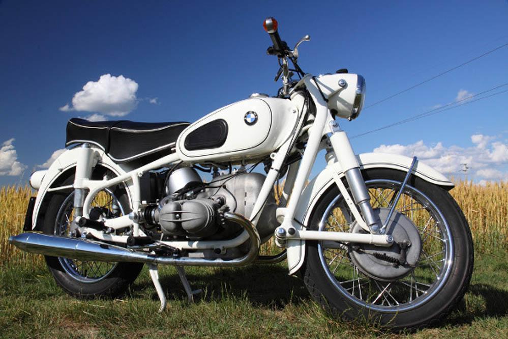 BMW R69S. Galería de fotos