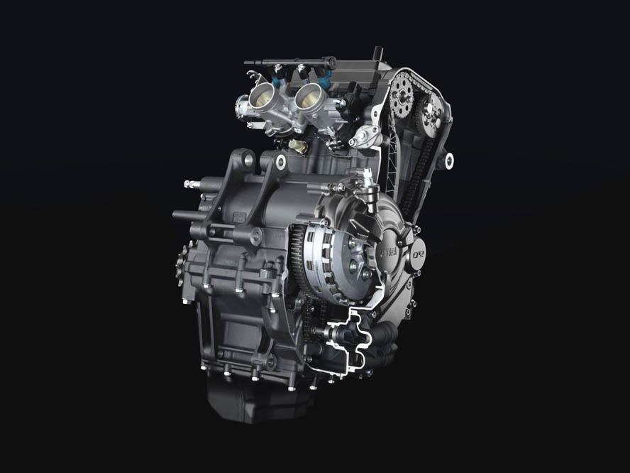 Yamaha MT-07. Galería de fotos