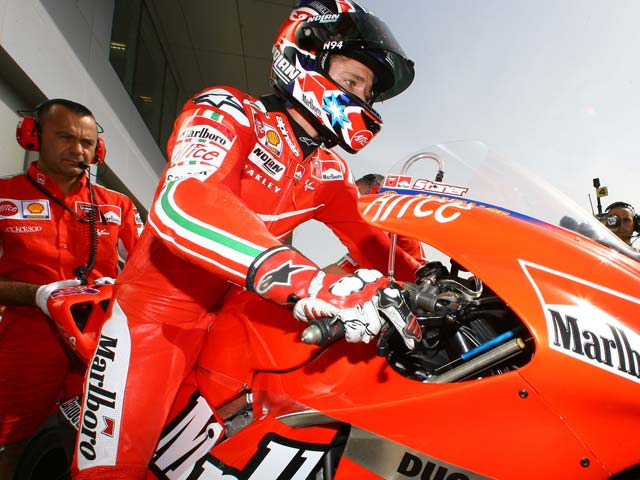 GP Qatar. Entrenamientos MotoGP (Parrilla)