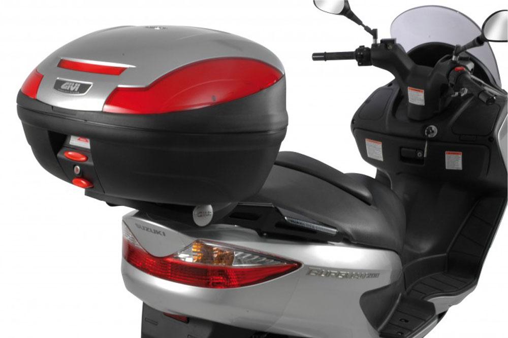 Accesorios GIVI Suzuki Burgman 125