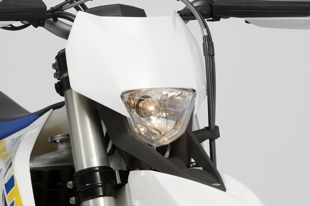 Comparativa: Husqvarna Fe 350 - KTM 350 EXC. Fotos