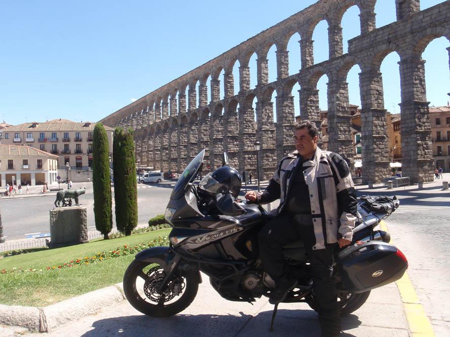 Fotos Honda XL1000V. Objetivo 100000 km