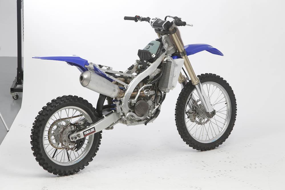 Yamaha YZF250. Galería de fotos