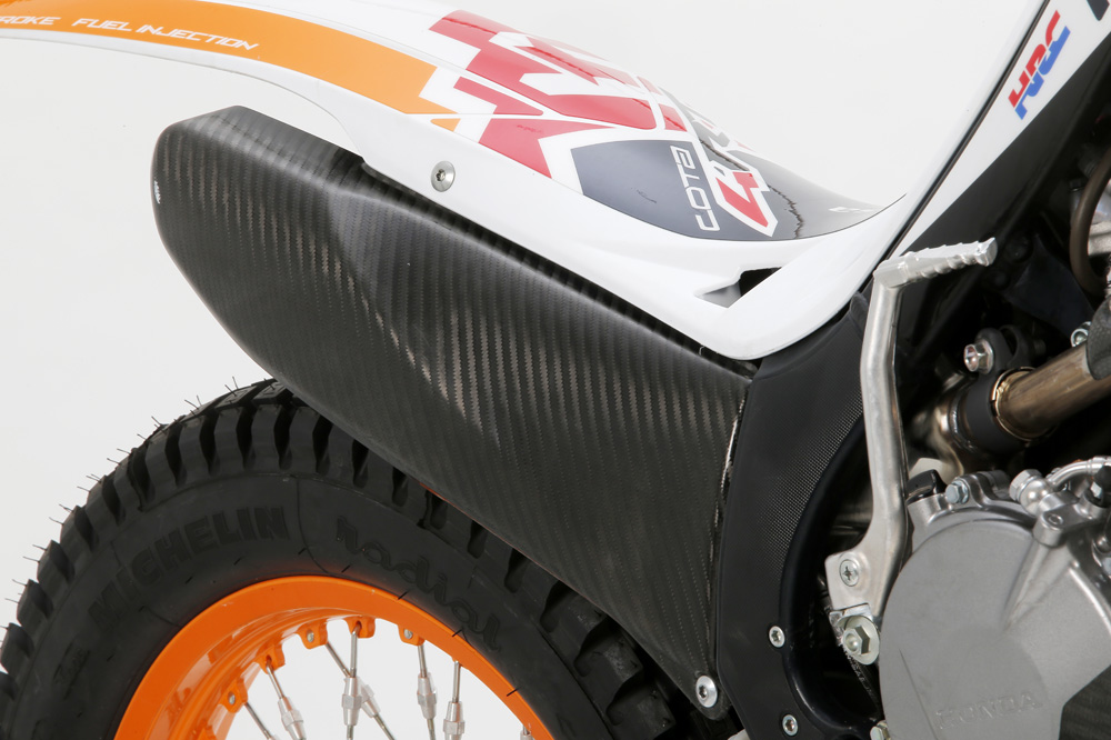 galeria de fotos de la Montesa Cota 4RT Race Replica