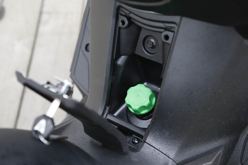 Fotos Yamaha X-Max 400, con ABS