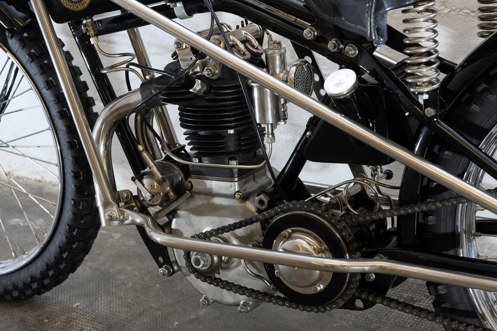 Galeria de la Rudge Speedway 1928