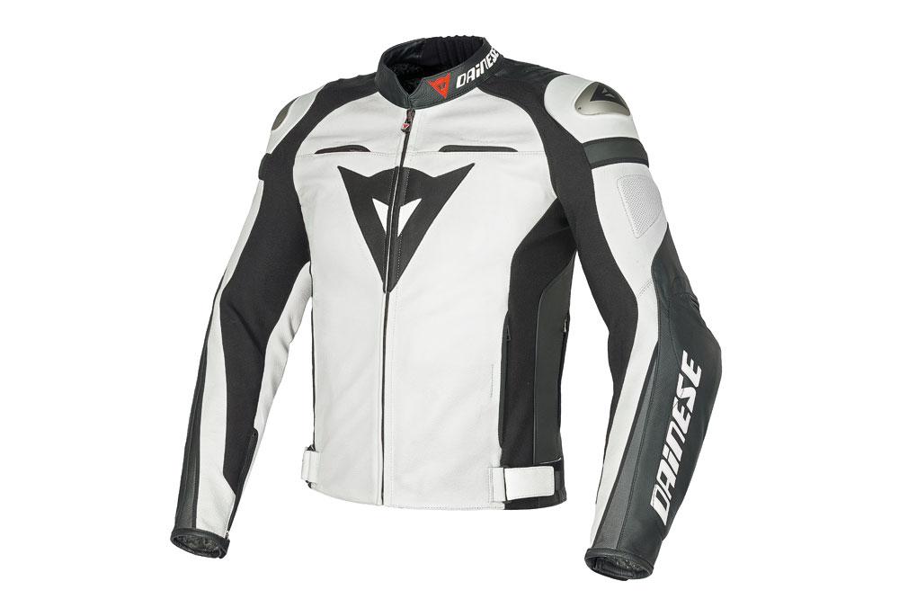 Nuevas chaquetas Dainese Super Speed C2 y Tourage Vintage. Fotos