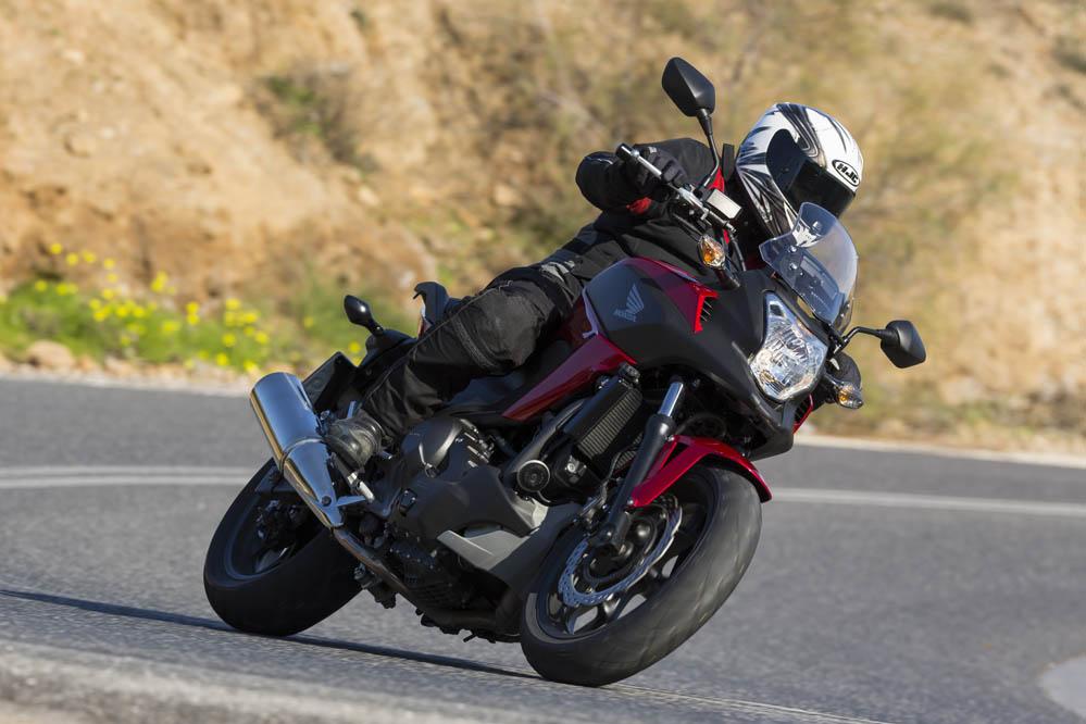Honda NC750X ABS DCT. Galería de fotos