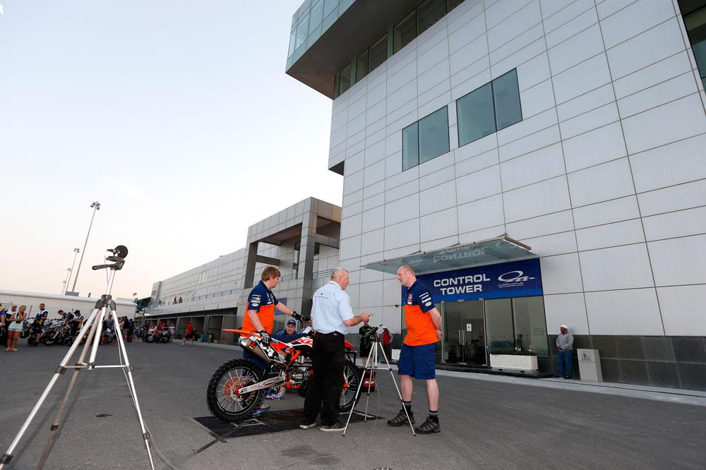 MXGP de Qatar 2014. Galería de fotos