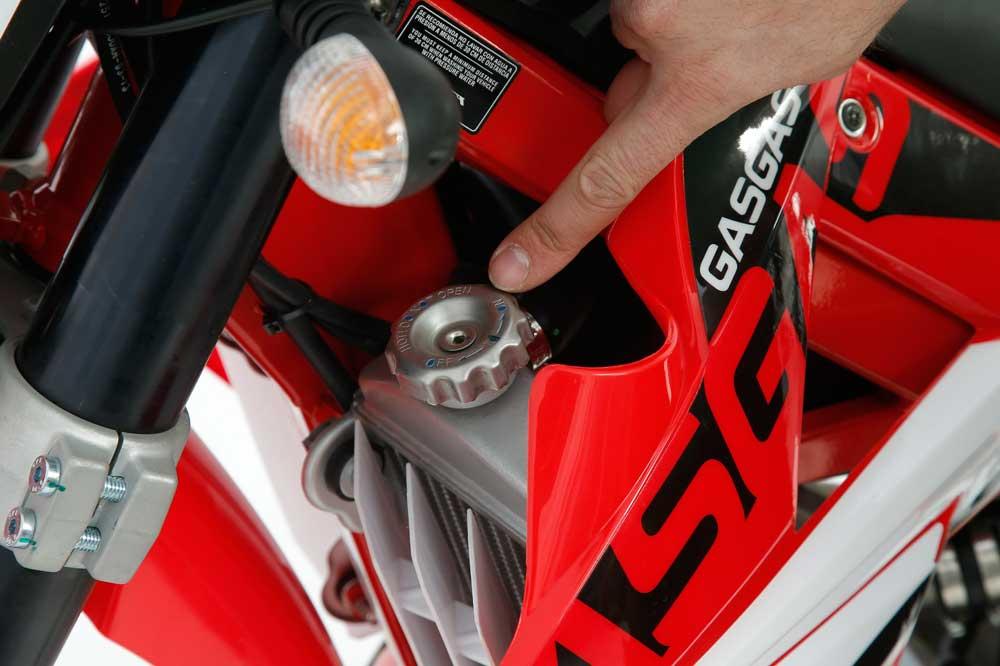Gas Gas EC Camí 250. Fotos
