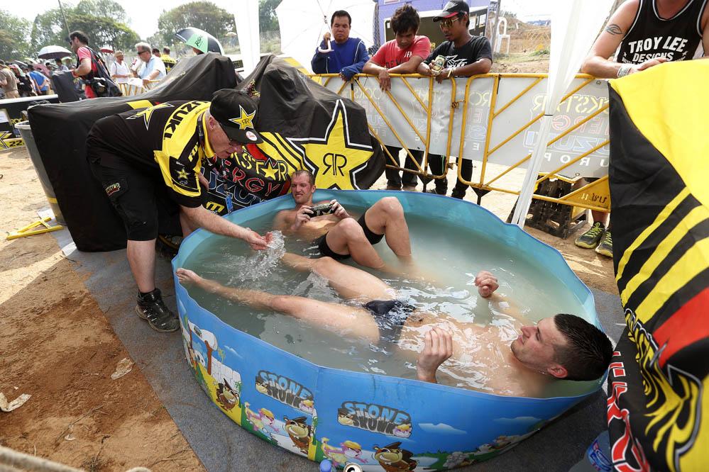 MXGP de Tailandia 2014. Galería de fotos