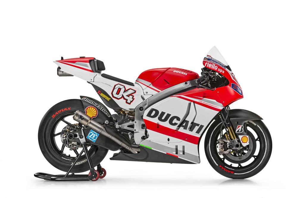 Presentación Ducati Team 2014. Galería