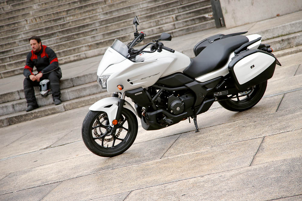 Honda CTX700. Galería de fotos