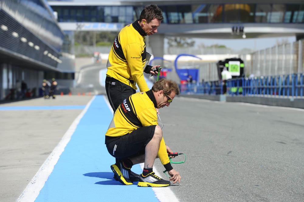 Test oficial de Jerez. Galería