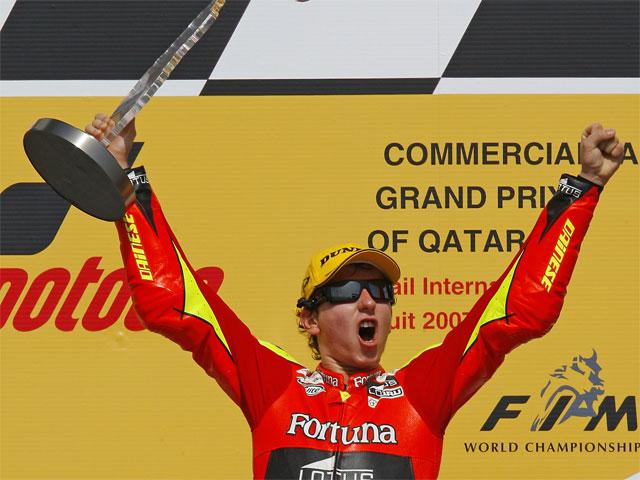 GP Qatar. Carrera de 250 cc