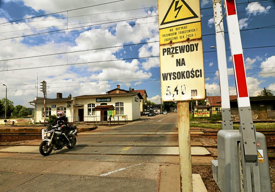 Turismo: Polonia en moto. Fotos