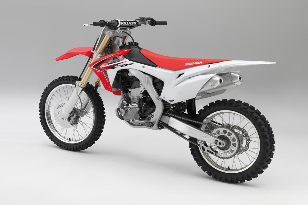 Galería de fotos de la comparativa motocross 250 2014: Honda, Husqvarna, Kawasaki, Suzuki y Yamaha