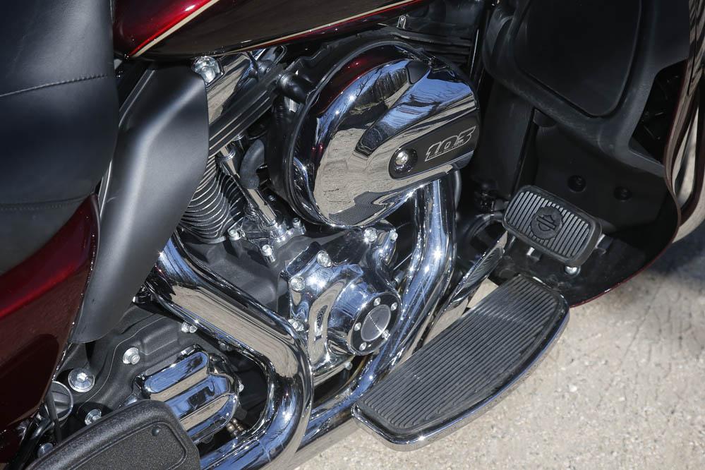 Harley-Davidson Tri Glide Ultra. Galería de fotos