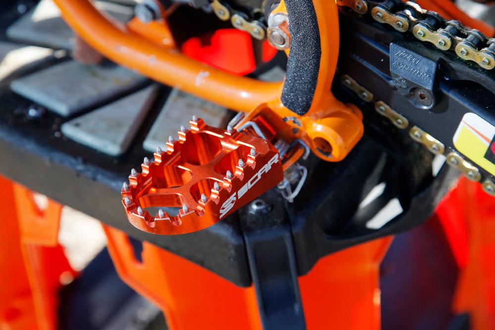 Galería de fotos de la KTM 50 SX JCR