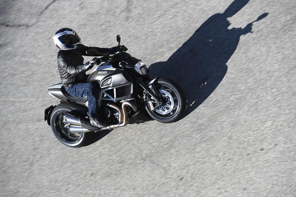 Ducati Diavel 2014. Galería de fotos