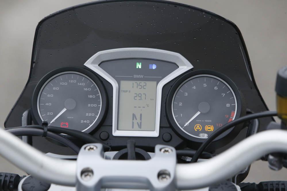Comparativa BMW R nineT y BMW R 1200 R. Fotos
