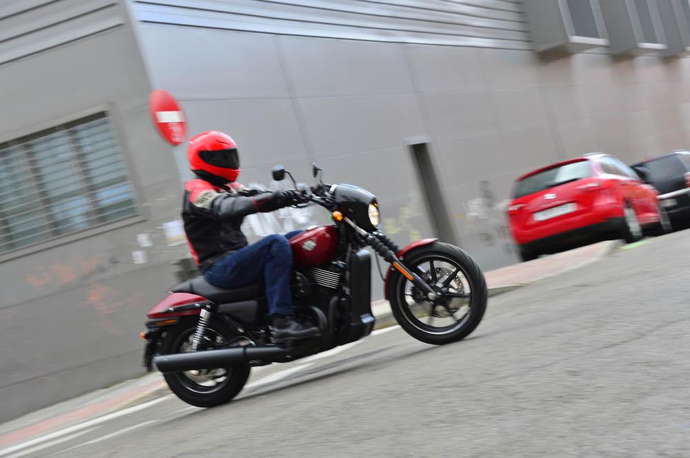 Fotos Harley-Davidson Street 750