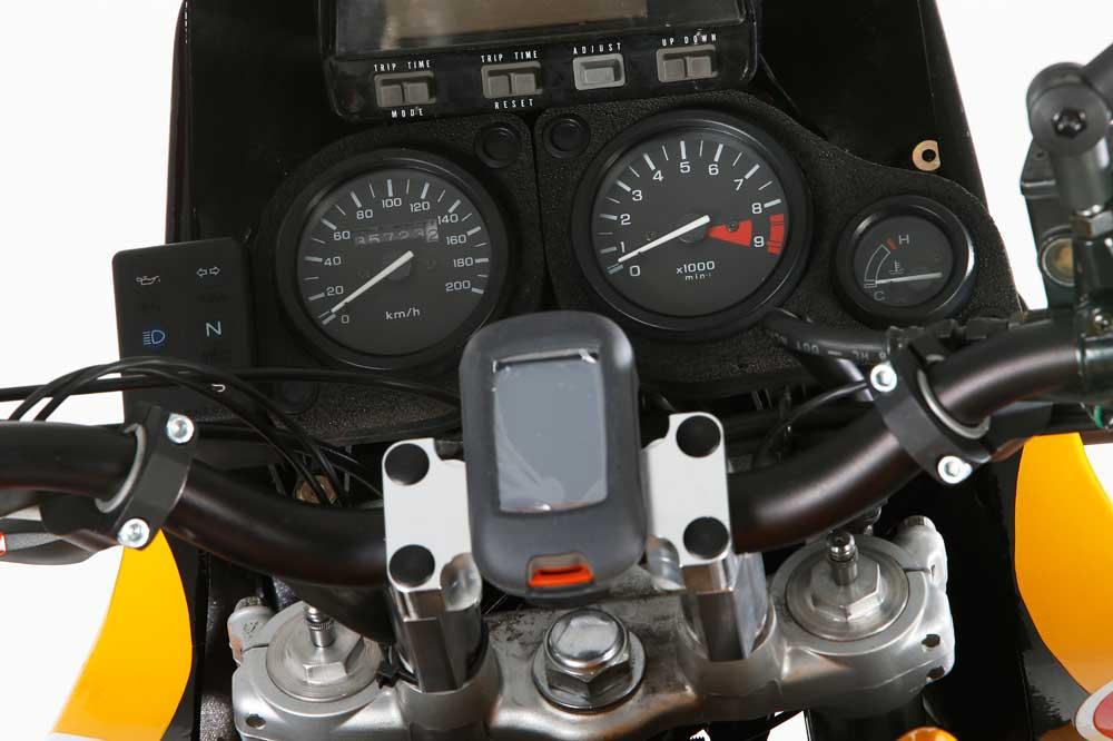 Honda Africa Twin 750 Motorrad León