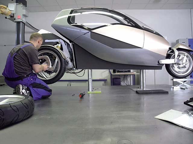 Imagen de Galeria de Las motos que vienen