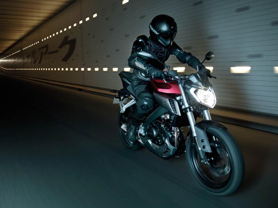 Nueva Yamaha MT-125. Galería