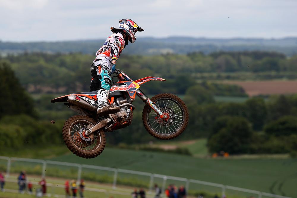 Galeria de fotos MXGP 2014 Inglaterra