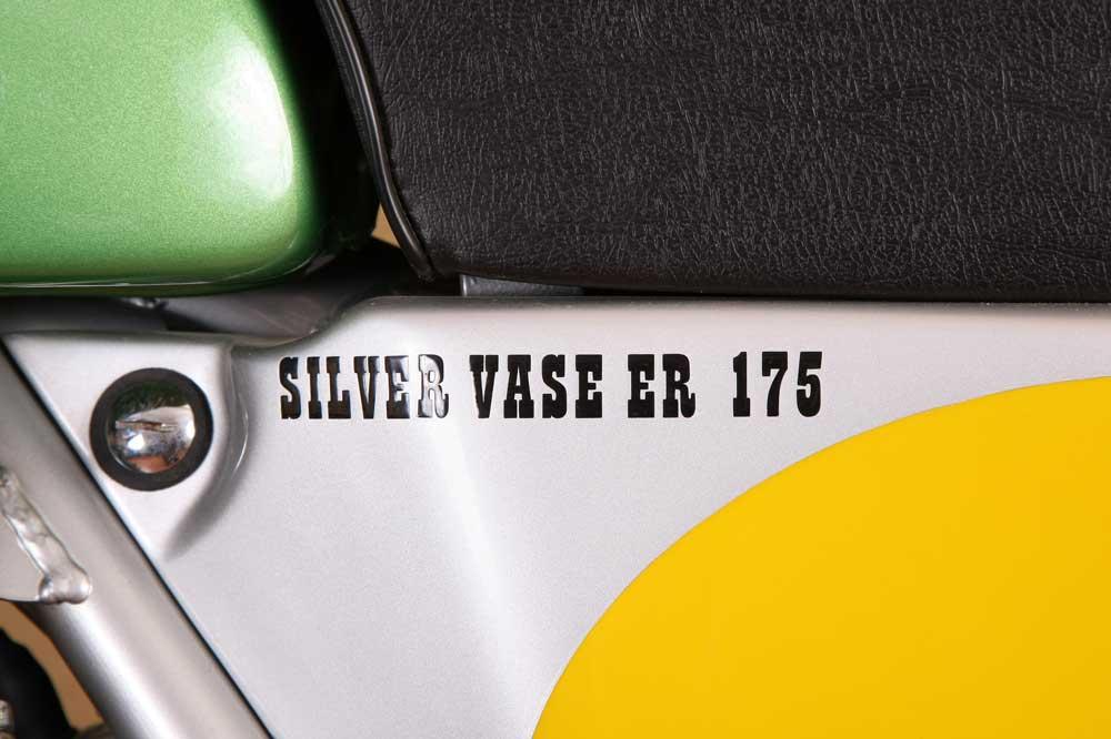 SWM 175 ER / V Silver Vase 1976