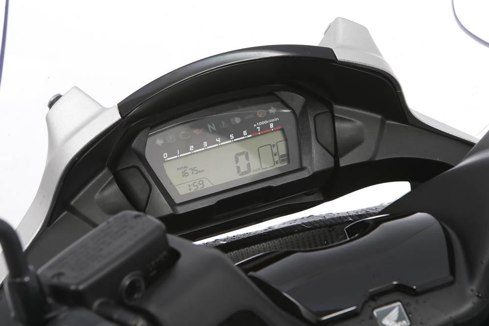 Prueba de la Honda Integra 750. Galería