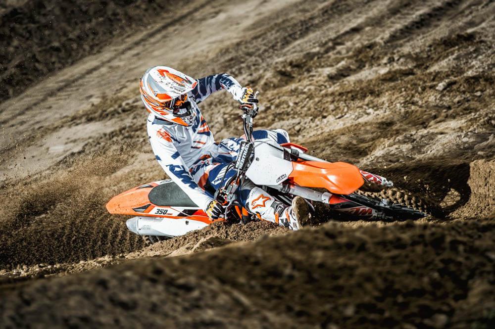 KTM presenta su gama motocross 2015. Galería