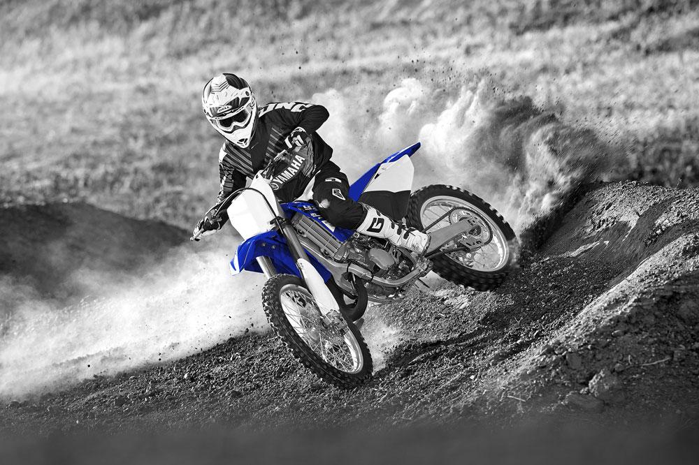 Gama motocross Yamaha 2015. Galería