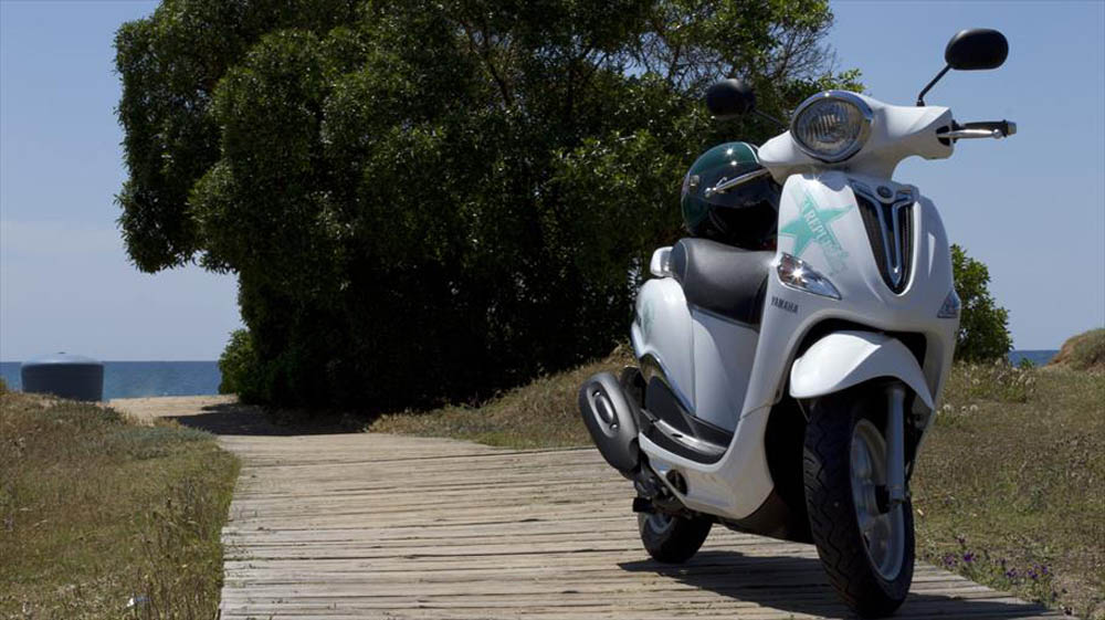Nuevo Yamaha D'elight Ibiza Republic. Galería
