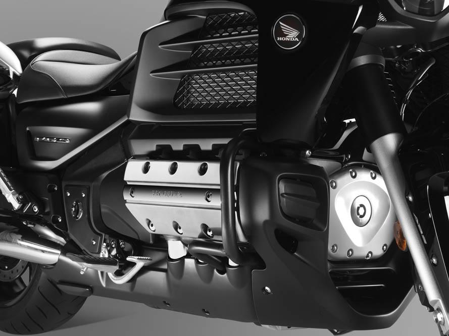 Honda Gold Wing F6C. Fotos