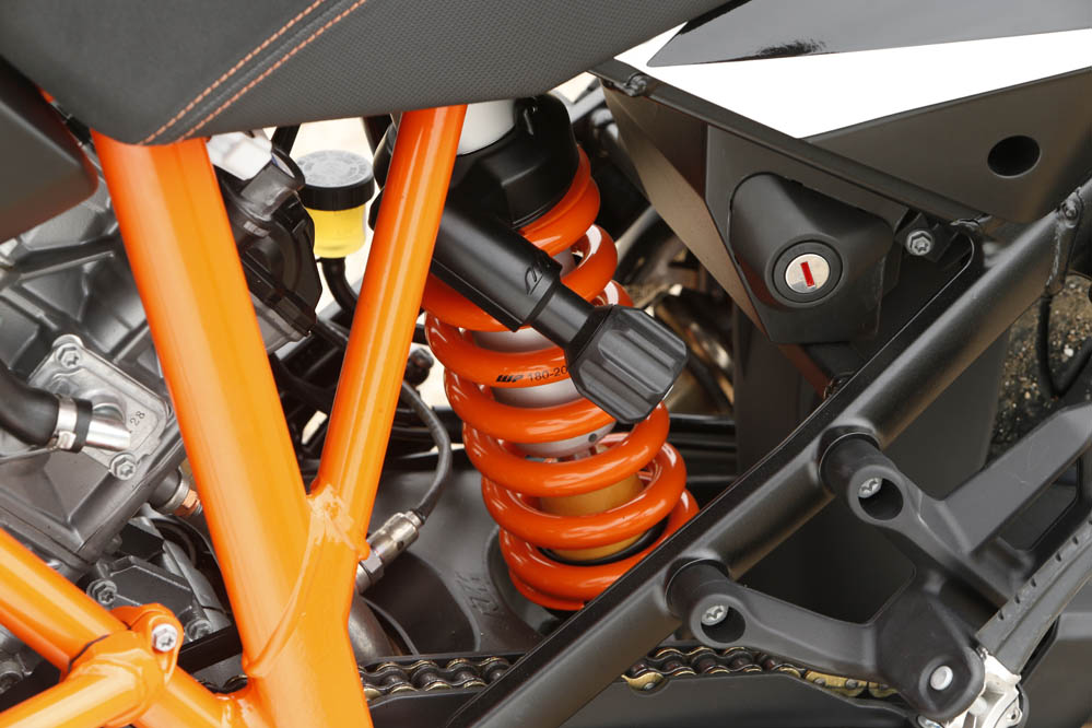 Comparativa BMW R 1200 GS Adventure vs KTM 1190 Adventure R. Fotos