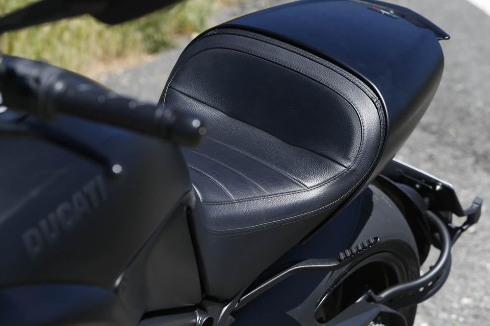 Prueba de la Ducati Diavel. Galería