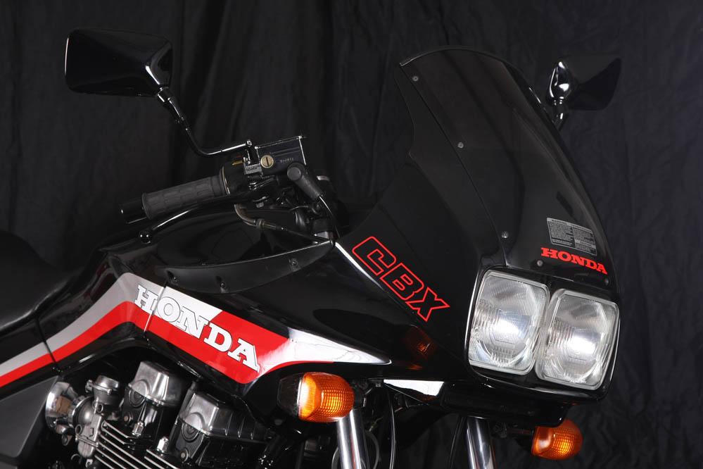 Honda CBX750F 1984. Galería