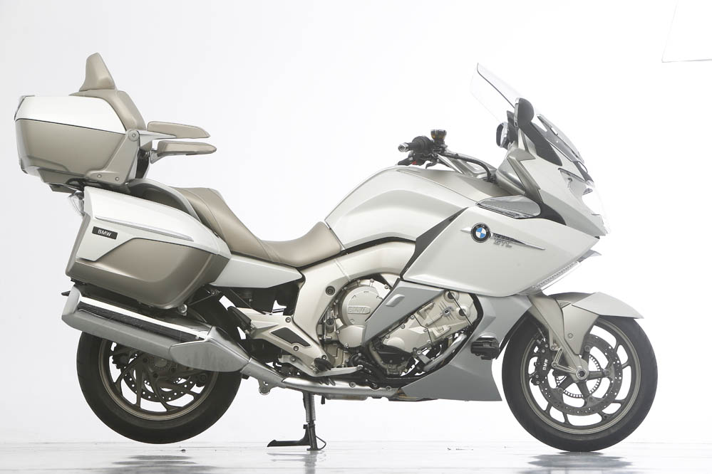 BMW K 1600 GTL Exclusive. Fotos