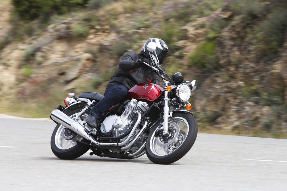Galería de fotos Honda CB1100EX. Prueba