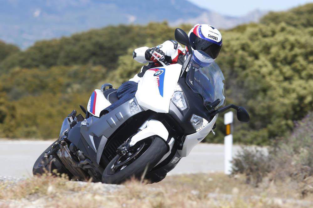 Prueba del BMW C 600 Sport Special Edition. Galería