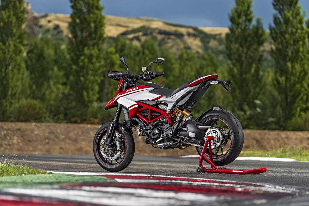 Ducati Hypermotard SP 2015. Fotos
