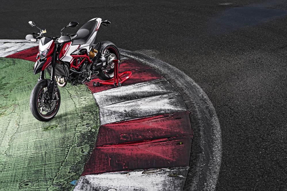 Ducati Hypermotard SP 2015. Fotos